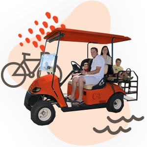 Bike & Golf Cart Rentals