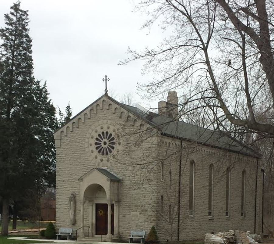 Put-in-Bay Mother of Sorrows Catholic Church