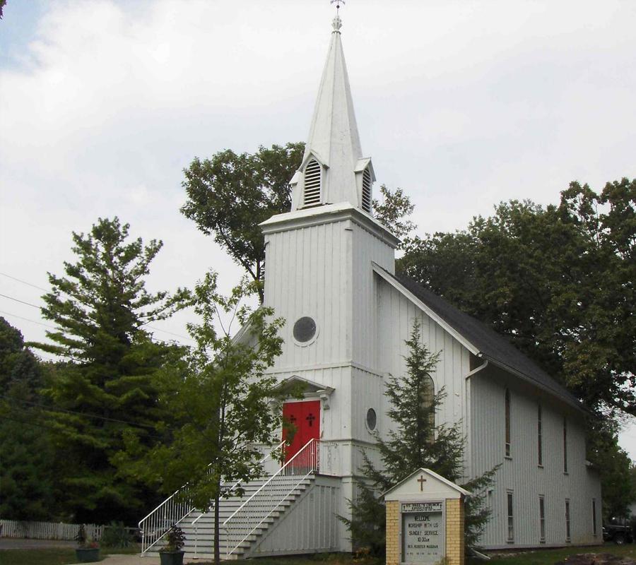 Put-in-Bay St Pauls Church St Pauls Episcopal Church 1