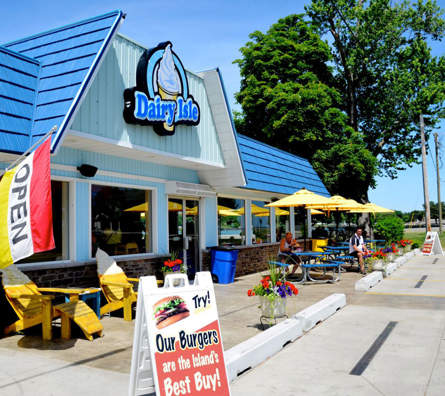Put-in-Bay dairy isle