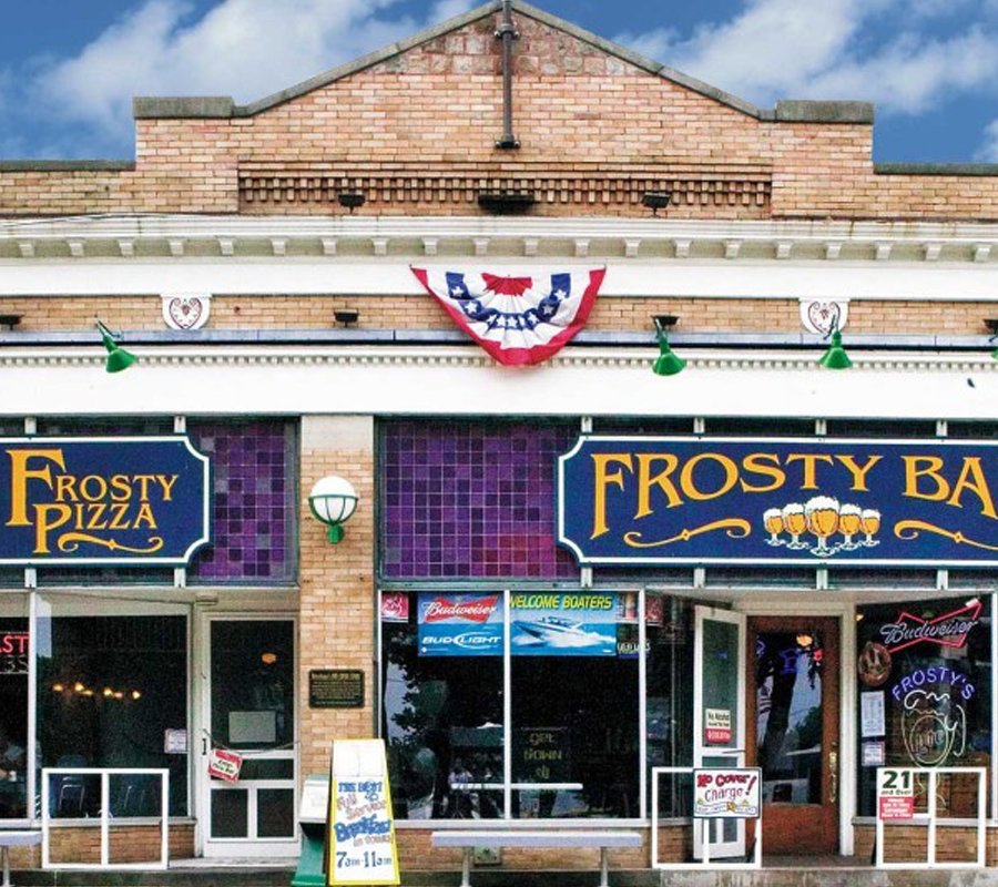 Put-in-Bay frostys put in bay