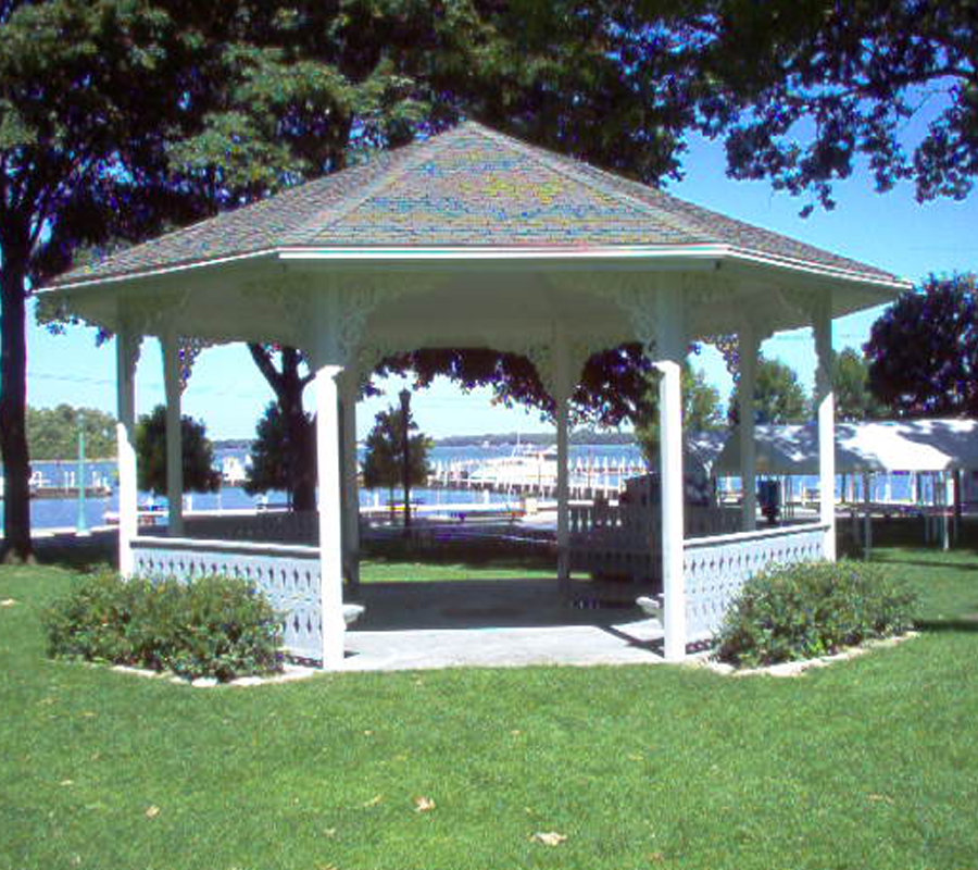 Put-in-Bay gazebo