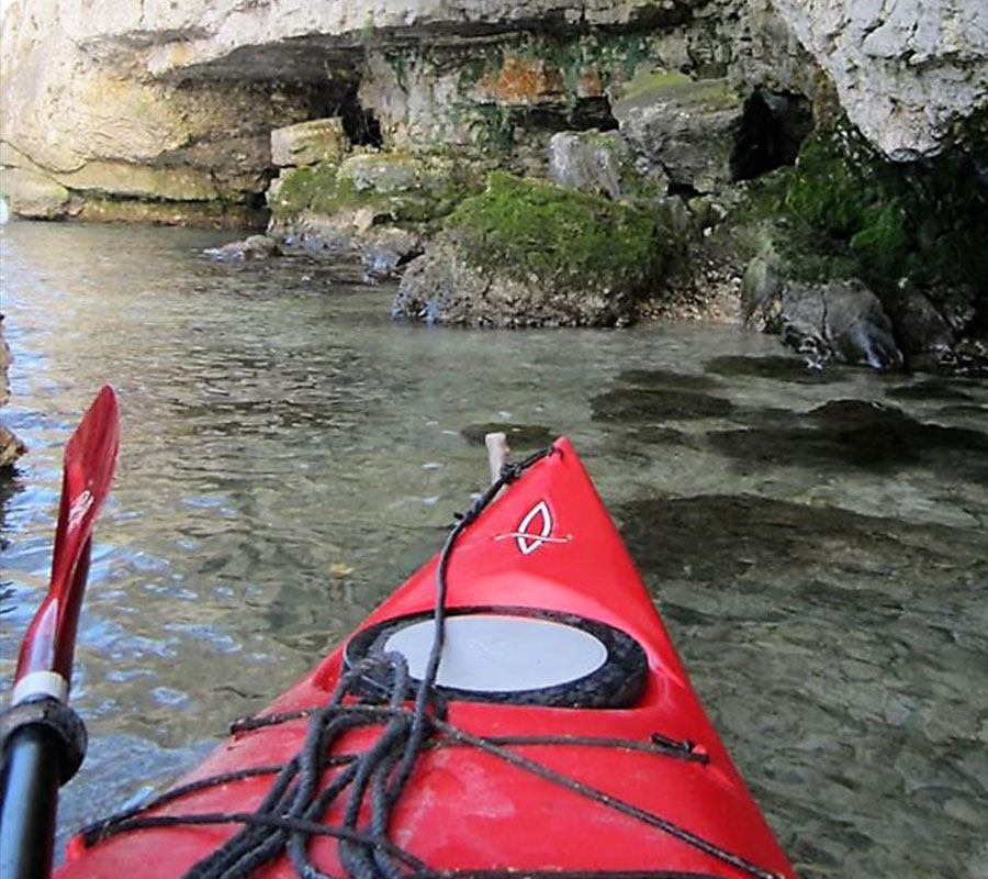 Put-in-Bay kayak