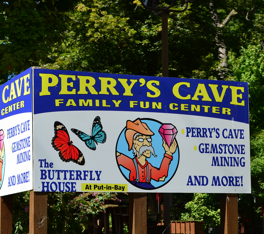 Put-in-Bay perrys cave 2
