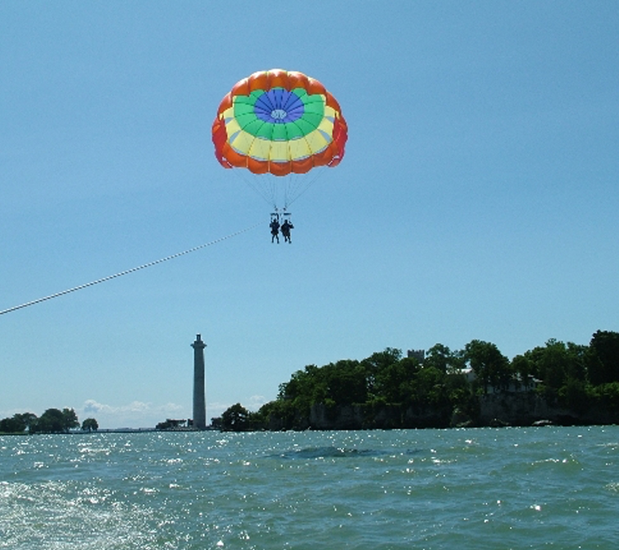 Put-in-Bay put in bay parasail