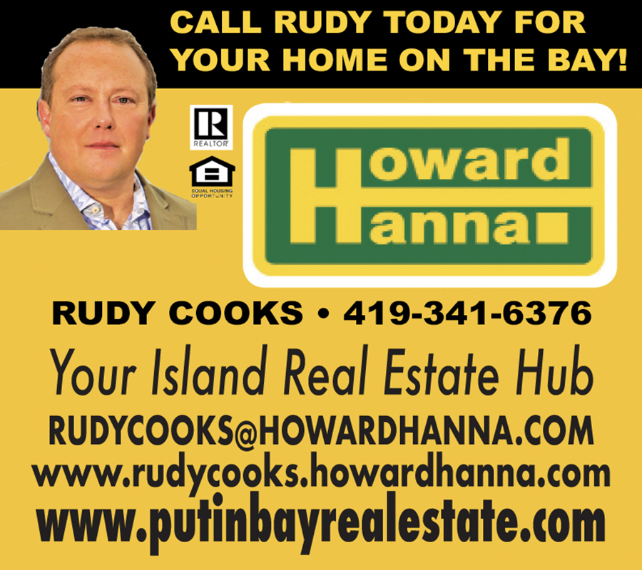 Put-in-Bay put in bay realty rudy cooks