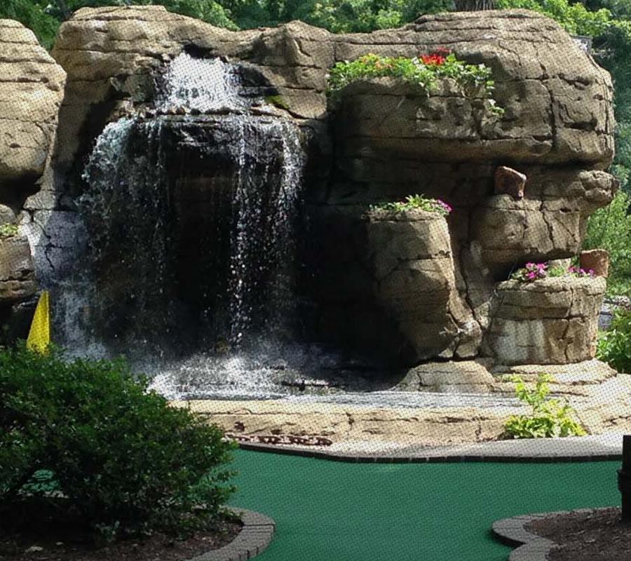 Put-in-Bay war 18 holes of golf