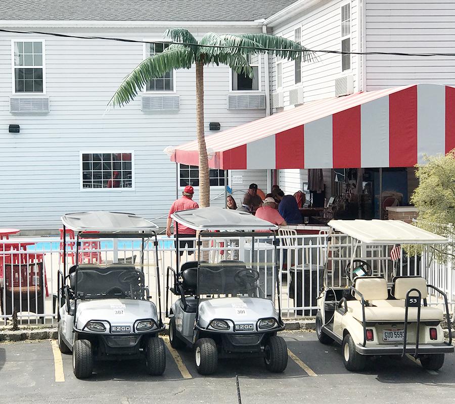 Put-in-Bay put in bay bay lodging resort