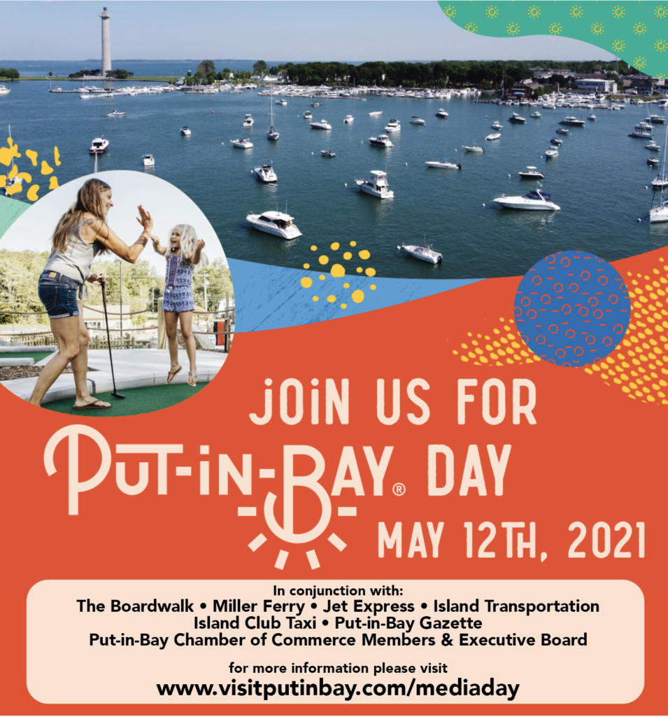 Put-in-Bay put in bay media day